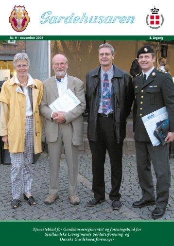 Tjenesteblad for Gardehusarregimentet og foreningsblad for ...