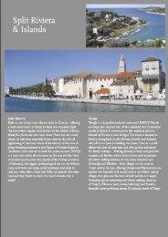 Split Riviera - Croatia Gems