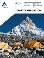 Investor magazine - Invesco Perpetual