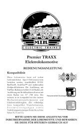 Pantographen - Busch