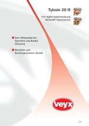 Tylosin 20 H - Veyx-Pharma GmbH