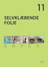 SELVKLÆBENDE FOLIE - C. Flauenskjold A/S