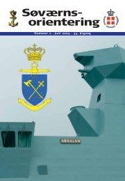 Søværns- orientering - Forsvarskommandoen