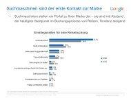 Suche als zentraler Marken-Touchpoint - Google Full Value of Search