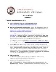 Pre-law Bulletin October 2011