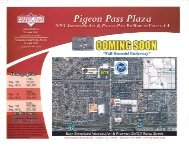 Pigeon Pass Plaza - City of Moreno Valley