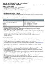 Operazioni dal pannello di controllo —Per Tipo D - JVC Kenwood