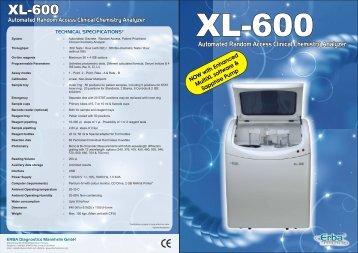 XL-600 Brochure(new).cdr - Erba Mannheim