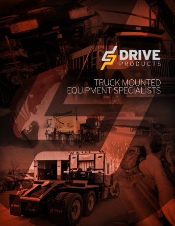 Alberta Linecard - Drive Products
