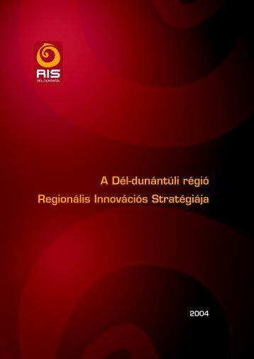 Dél-Dunántúli Regionális Innovációs Stratégia - Pécsi ...