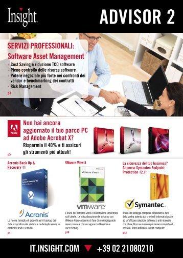 ADVISOR 2 - Insight Web Server