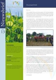 September 2013 (.pdf 318.34 KB) - Vlaams Ruraal Netwerk
