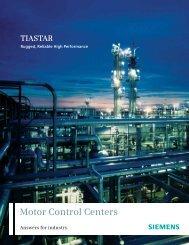 Tiastar - Siemens Industry, Inc.