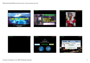 (Microsoft PowerPoint - gatarski_etwinning_2009 ... - Richard Gatarski