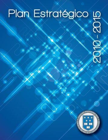 Plan Estratégico 2010 -‐ 2015 - Colegio Panamericano