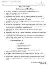gibt's den Spielplan... - VfB Hafenlohr eV