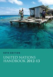 united nations handbook 2012-13 - New Zealand Ministry of Foreign ...