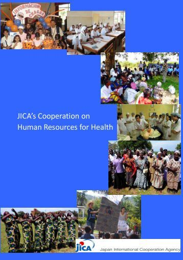 II Review of JICA's cooperation on human resources in health sector
