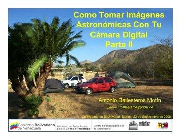 Como tomar fotos astronomicas.pdf - Tayabeixo