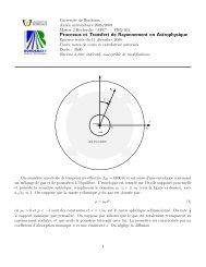 sujet - Laboratoire d'Astrophysique de Bordeaux