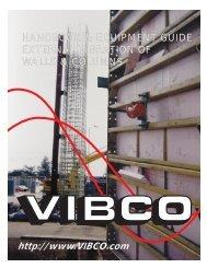 Vibco Concrete Handbook.1 - Bertda Services