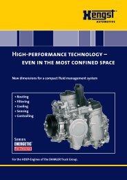 260.4 KByte, PDF - Hengst GmbH & Co. KG