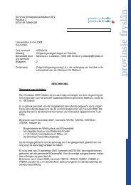 Ontgrondingsvergunning_Stranwei_6_Makkum - Provincie Fryslân