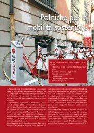Politiche per la mobilità sostenibile - Comune di Reggio Emilia