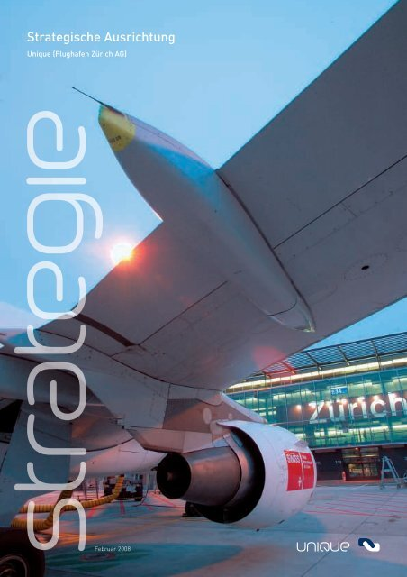 Strategische Ausrichtung - Lernende Flughafen Zürich AG ...