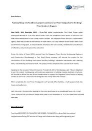 Press Release Punj Lloyd Group wins Rs. 528 crore project to ...