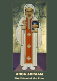 ANBA ABRAAM - Pope Kirillos Scientific Family