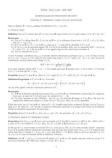 cours 3.pdf - ENS de Cachan - Antenne de Bretagne