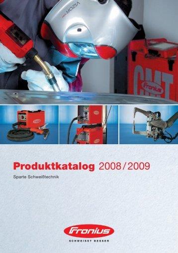 Produktkatalog 2008 / 2009 - AX Soling