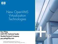 OpenVMS Update February 2004