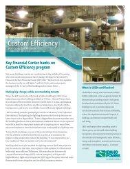 Key Financial Center Energy Efficiency Success Story - Idaho Power