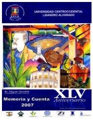 Untitled - Universidad Centroccidental Lisandro Alvarado