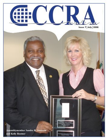 July 2008 - California Court Reporters Association