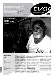 Tvar 9/2007 - iTvar