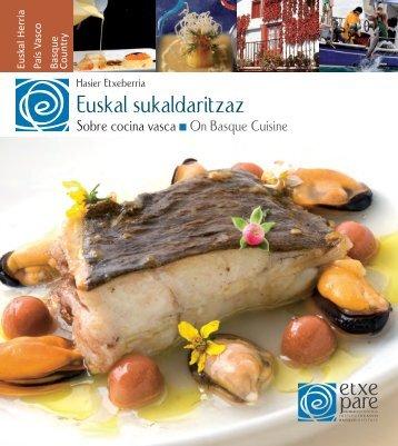Euskal sukaldaritzaz - Etxepare, Euskal Institutua