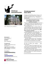 Ladda hem vårt cirkelprogram för våren 2013 - Folkuniversitetet