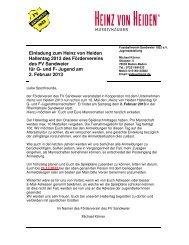 und F- Jugend am 2. Februar 2013 - VfB Reichenbach/Fils