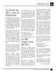 en marche - Mouvement des Cursillos Francophones - Page 7