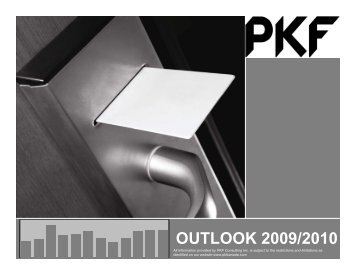 OUTLOOK 2009/2010 - PKF Consulting