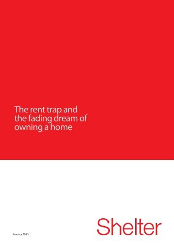 cover_title The rent trap and the fading dream of owning a home