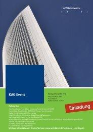 Einladung - WM Seminare