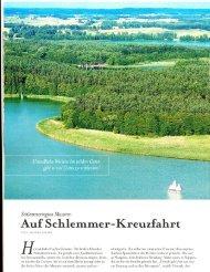 Genussmagazin, Schlemmerregion Masuren - praegnant.info