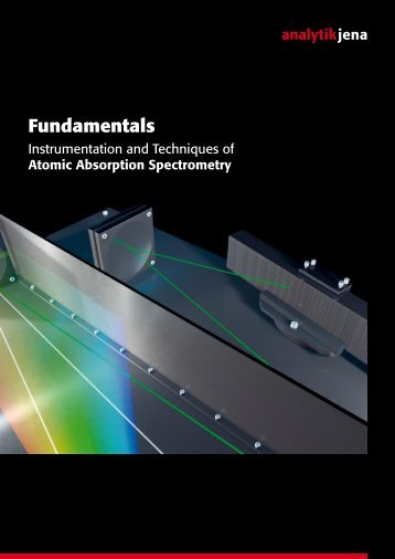 The Fundamentals of AAS - MEP Instruments
