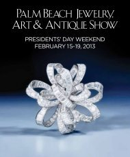 Download PDF Version - Palm Beach Jewelry, Art & Antique Show