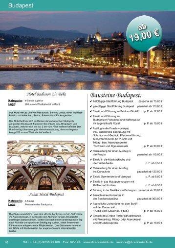 Hotel Corinthia - DCS Touristik