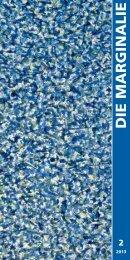 Marginalie 2/2013 - Stämpfli Publikationen AG